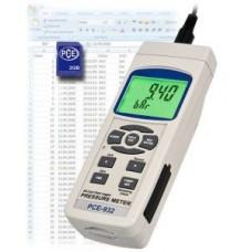 Hochbereichsdruckmessgerät PCE-932