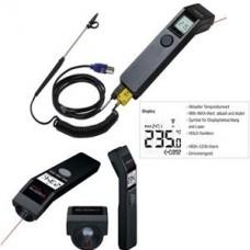 Infrarotthermometer mit K-Typ Anschluss und USB-Schnittstelle MS-Pro