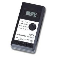 VDE Tester PKT 2775 inkl. Software