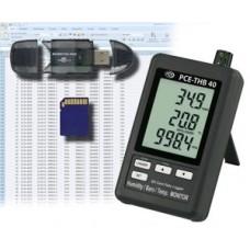 Thermo-Hygro-Barometer PCE-THB 40