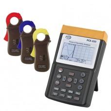 Leistungs-Netzstöranalysator PCE-830-1