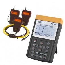 Leistungs-Netzstöranalysator PCE-830-3